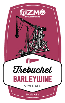Logo of Gizmo Brew Works Trebuchet