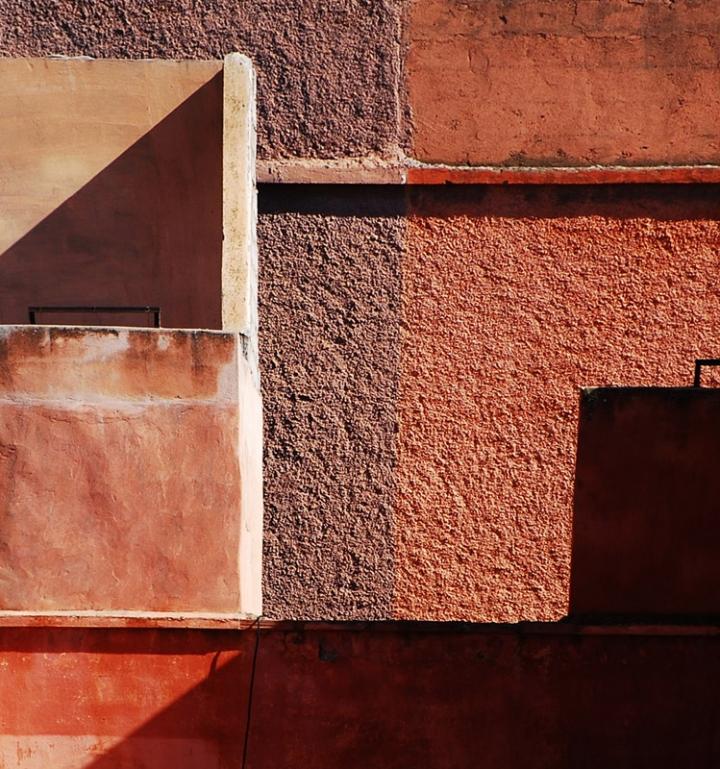 Mondrian a Marrakech di Jorjo