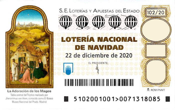 El Gordo Loteria 2