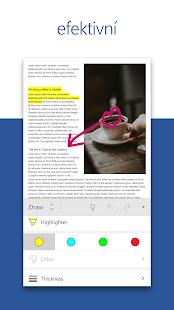 Word: Psaní, úpravy a sdílení dokumentů na cestách - náhled