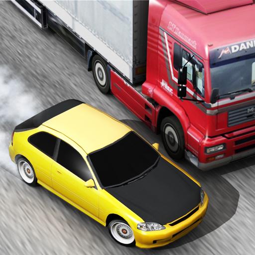 Traffic Racer – APK MOD HACK – Dinheiro Infinito