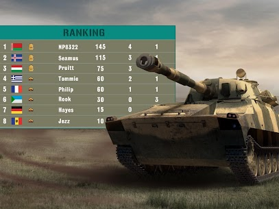 War Machines: Tank Battle MOD (Enemies Visible) 5