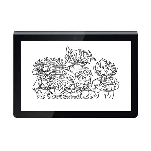 New Drawing Easy Goku And Friends 1.0 screenshots 8