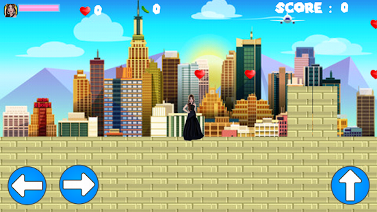 Selena Gomez Game Screenshot