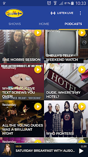Today FM- screenshot thumbnail