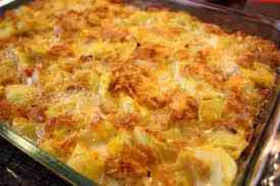 Test Kitchen Turkey Casserole