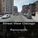 Chicago Street View Panoramic icon