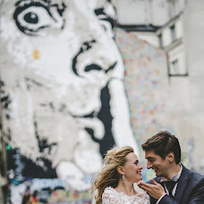 Wedding photographer Olga Murenko (OlgaMurenko). Photo of 02.04.2016