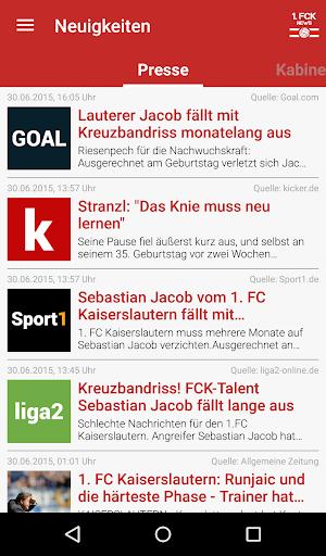 Kaiserslautern News - Mein FCK