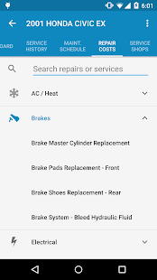 myCARFAX - Car Maintenance app- screenshot thumbnail