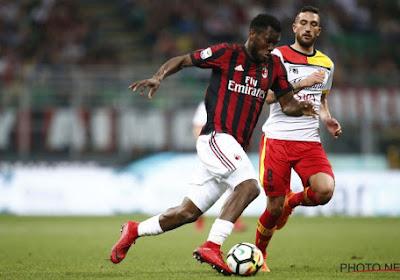 ? L'AC Milan sombre encore un peu plus