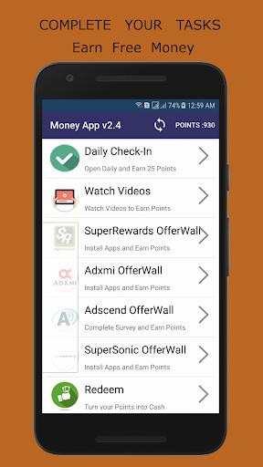 Download Earn Free Cash - Money App Machine $200 Google Play