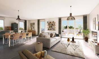 Appartement 6 pièces 121 m2