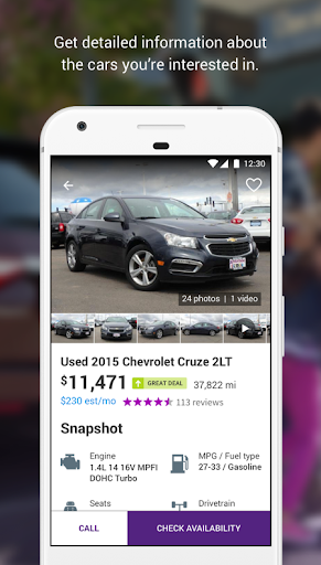 Cars.com – Find Cars and Trucks For Sale screenshot