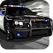 Fast Police Car Driving HD
