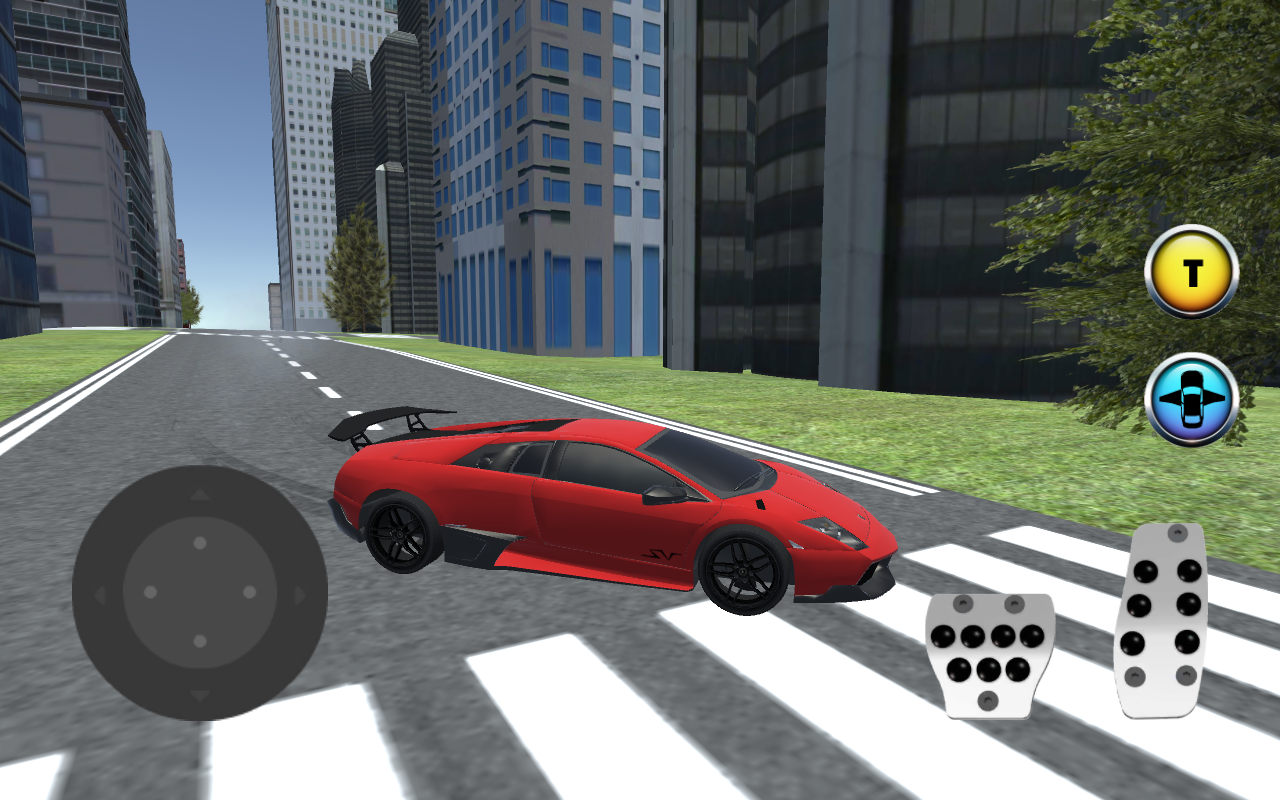 X Ray Flying Car Robot 3D- screenshot