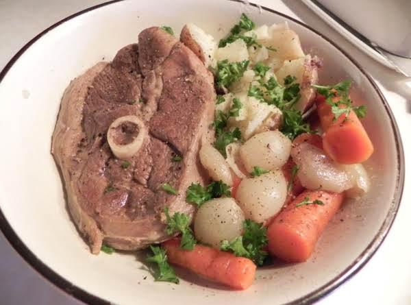 Irish Stew (lamb) Recipe