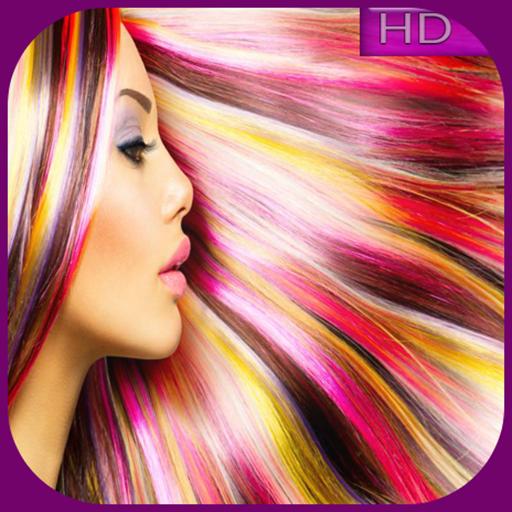 Cheveux Couleur Changeur 遊戲 App LOGO-硬是要APP