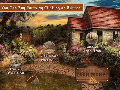 Dream House Hidden Object Game screenshot 2