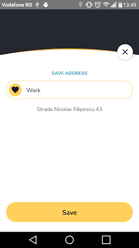 GoCab screenshot 5
