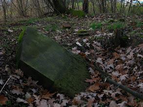Photo: Nim dotarliśmy do cmentarza to w domu trochę poszperałem. Wiedzieliśmy, że winien się znajdować przy ulicy Świerczewskiego, na wzniesieniu, zapomniany, zniszczony, częściowo pogrążony w śmieciach. Wejście jest otwarte od strony drogi polnej. W bezpośrednim sąsiedztwie znajdują się pola uprawne, niewielki lasek oraz domy mieszkalne. Teren jest faktycznie zaniedbany, zarośnięty drzewami i gęstymi zaroślami.