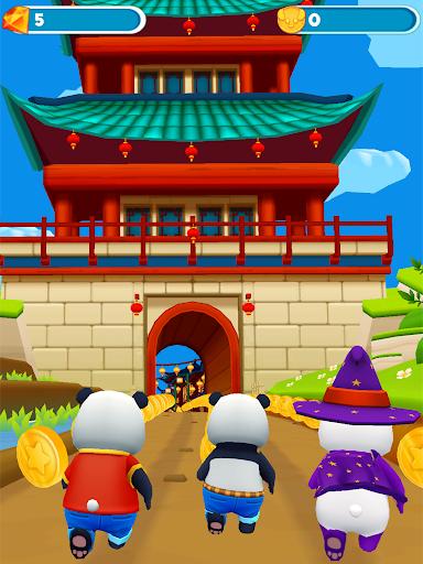 Baby Panda Run 1.2.15 screenshots 11