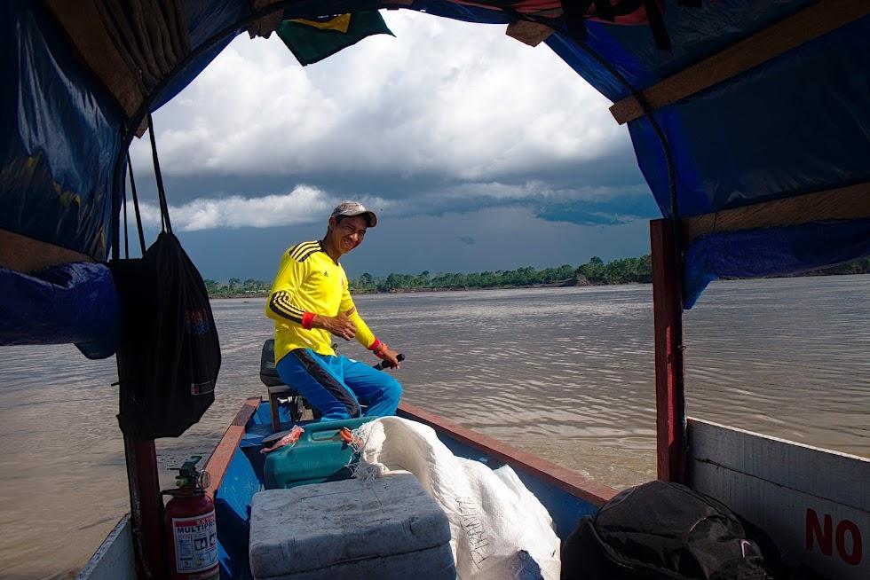 Wycieczka po Amazonce