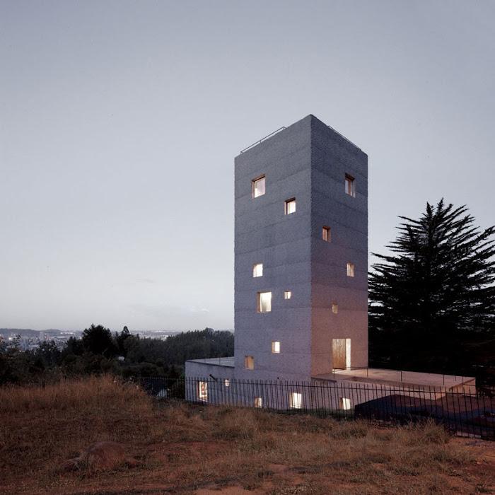 Casa Cien - Pezo von Ellrichshausen