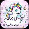 com.ikeyboard.theme.unicorn.sky