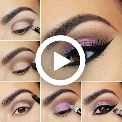 Step By Step Eyes Makeup 3.1.3 screenshots 1