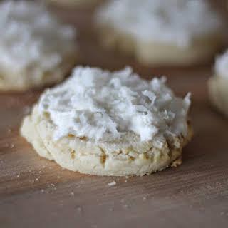 Coconut Cream (Swig) Cookies.