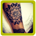 Mandala Tattoo icon