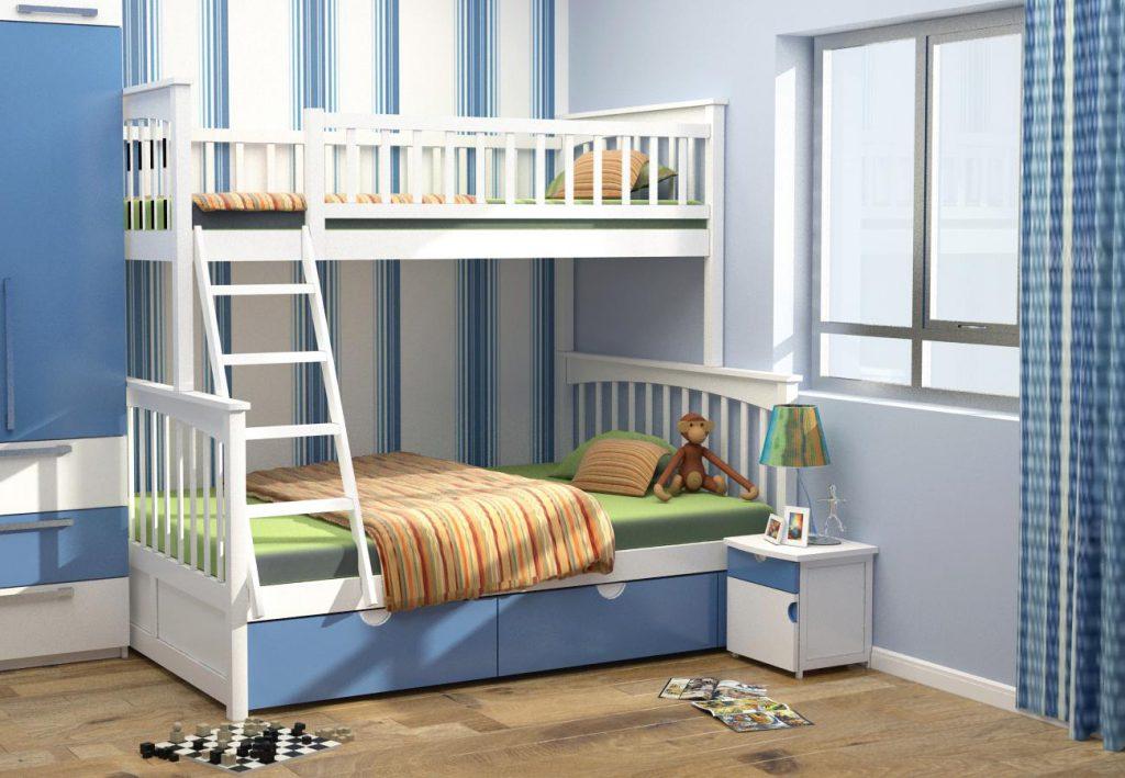 Đo đạc kích thước chính xác khi chọn mua giường tầng