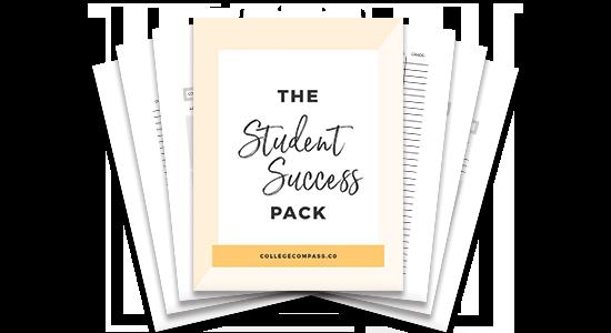 Student Success Pack Teaser