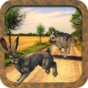 Dog Chase Rabbit Hunt Endless for PC and MAC
