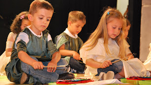 Clases de estimulación musical temprana con Musicaeduca en Aula Creativa de Música.
