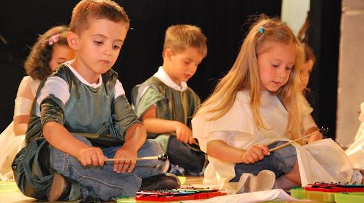 Aula Creativa de Música invita a los peques de 3 y 4 años a una clase GRATUITA