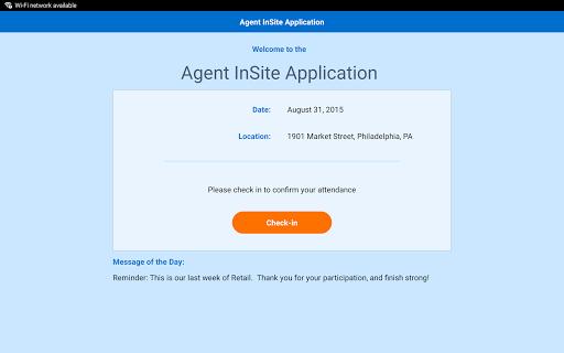 Agent InSite
