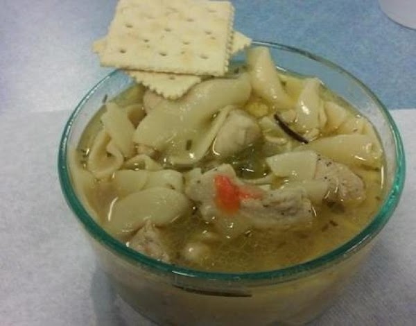 Kathy's Chicken Noodle Soup Recipe