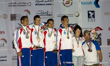 Photo: FreeSttyle, Champions du Monde (Akrostyle) et Vice-champions du Monde (Solaris), WPC 2012