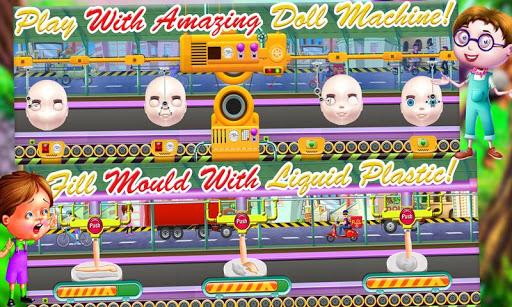 Doll Factory u2013 Cute Toy Making & Builder Games Sim 1.0 2