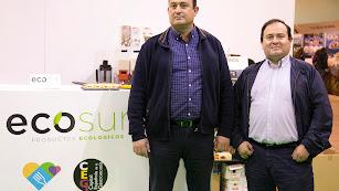 Ángel y Francisco Lozano, fundadores de Ecosur.