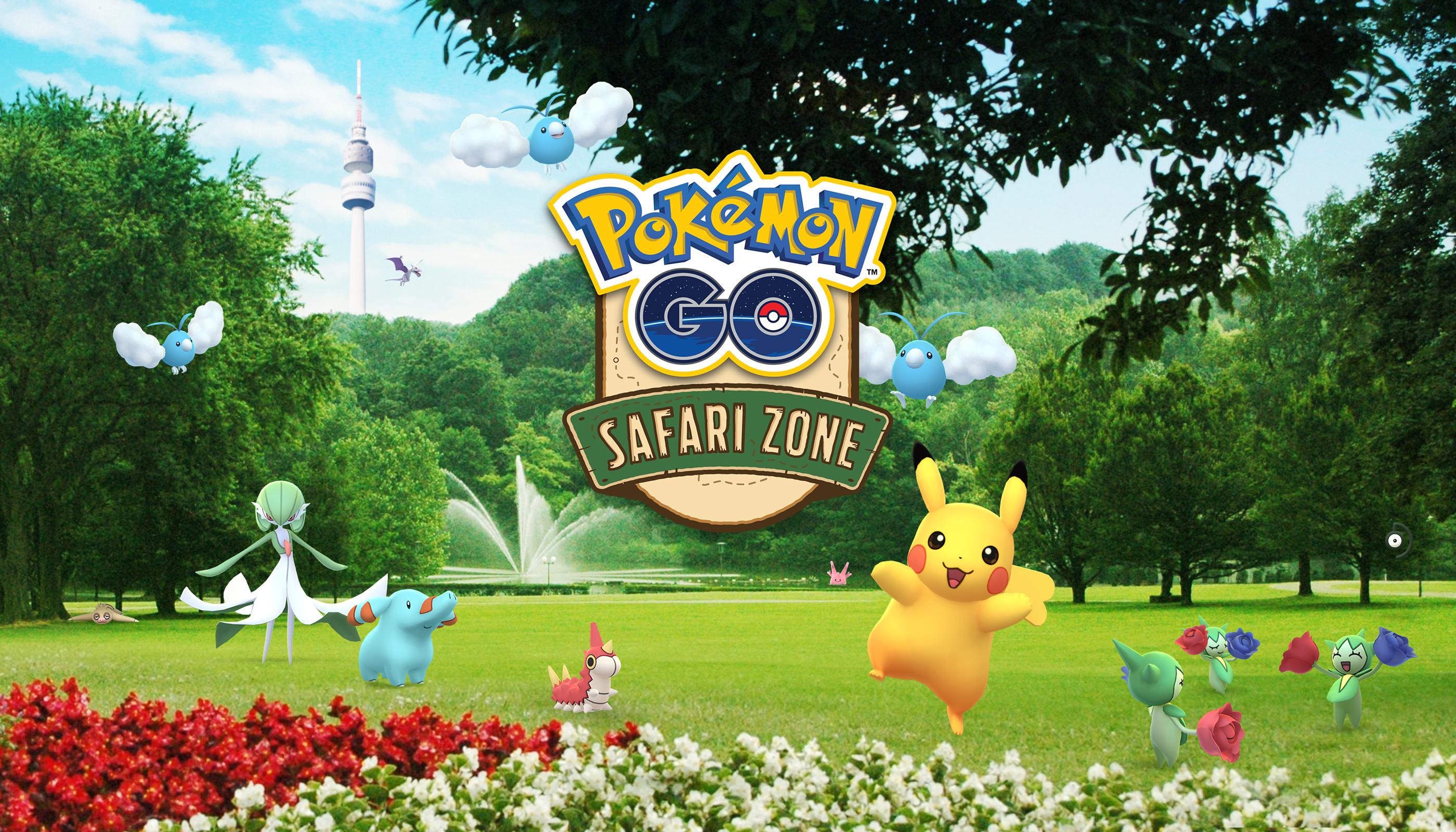 Safari at Dortmund
