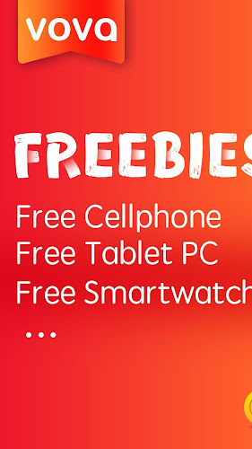 Vova - Get Freebies Easily Android App Screenshot