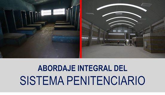 MINISTRA DE JUSTICIA Y PAZ EXPONE AVANCES DE ABORDAJE INTEGRAL DEL SISTEMA PENITENCIARIO
