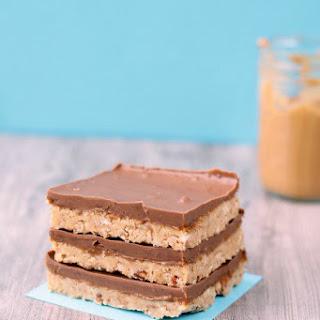No Bake Peanut Butter Pretzel Magic Bars Recipe
