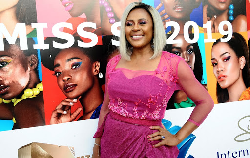 Basetsana Kumalo hits back after backlash over Zozibini Tunzi interview