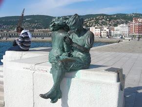 Photo: 008 Patsas Triesten rannassa