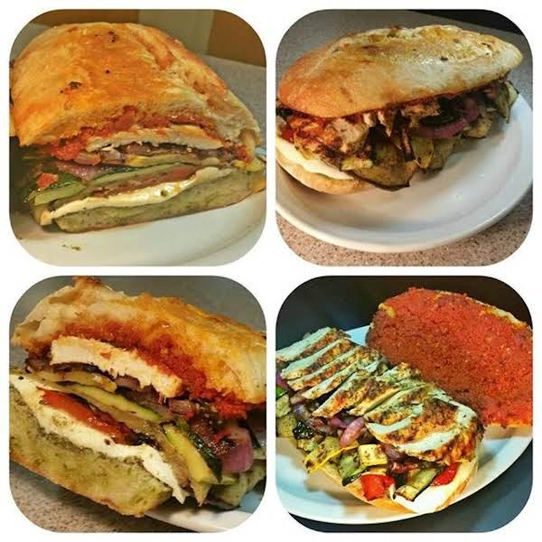 King's Ciabatta Sandwich Recipe