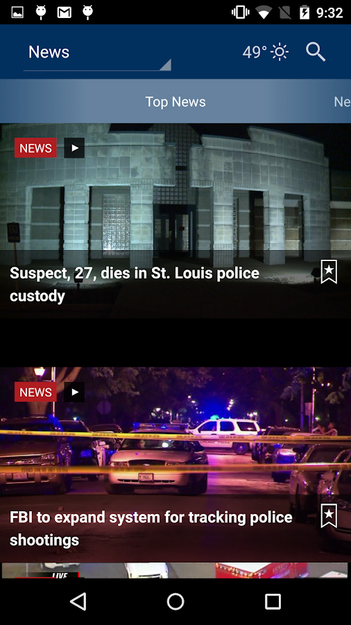 FOX 2- screenshot